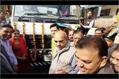 transport minister said electronic buses will soon run in faridabad