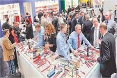 corona virus overshadowed at cologne fair of hand tools