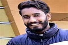 district youth deputy head of aap dies after hitting stray animals