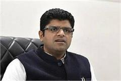 government working according to manifesto dushyant