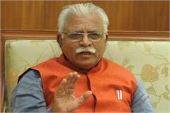 environmental security falling ground water level khattar