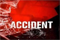 tragic accident elderly death due to truck grip driver absconding