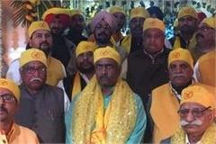 dream of ram temple will soon come true sanjay joshi
