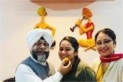 ravneet kaur a descendant of shri guru nanak dev ji became a judge