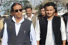 big shock azam khan s son abdullah ends legislature
