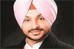 mp bittu raging on akal takht s jathadar for patting terrorists on back