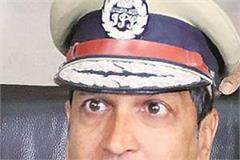 dgp reviews security with top police officers alerts