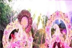 una transformed into the city of lord krishna