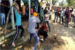 mob lynching case 5 policemen suspended 3 accused arrested