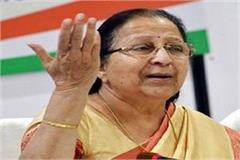 sumitra mahajan s love for congress