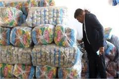 raid in namkeen factory duplicate marka was putting on famous bhujia
