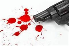 bareilly murder escaped by robbing a rogue jewelry by killing saraf