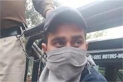 killer of shiv sena leader s brother arrested