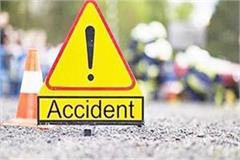 cantor driver collides with bike driver dies