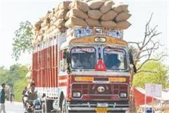 the administration is strict on overloaded vehicles the deputy commissioner