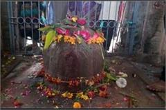 till date this secret of shiva temple of chandel period could not be revealed