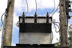 theft of wire of transformers is falling heavily on farmers