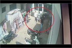 customer including owner beaten up