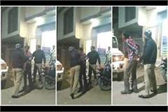 harassment of driver cost two policemen sp suspended
