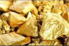 no deposits of about 3 000 tonnes of gold found in sonbhadra gsi