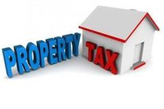 property tax defaulters will face sealing two properties sealed