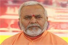 rape accused chinmayanand reached ayodhya visited hanumangarhi