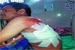 iti student attacked with sharp weapon class serious