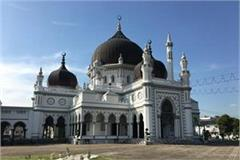 dhannipur village will become world famous when mosque is built villagers
