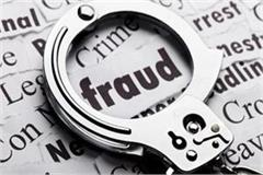 fraud in the name of sending to england case registered against one