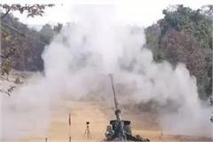 dhanush and sarang cannon test successful together