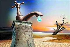 falling ground water level in haryana is worrisome water supply