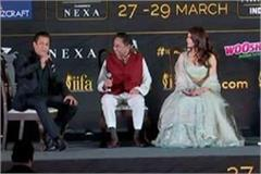 salman host iifa first time said as child we used spend holidays indore