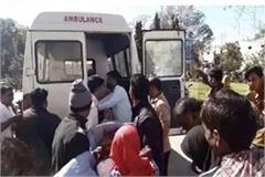 mini truck overturns wed ceremony 1 killed 17 passengers injured