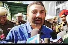 sunny deol s gift to pathankot residents