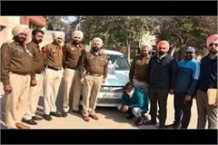 person arrested with 5 crore of heroin