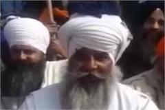 nihangs threatened bhai ranjit singh dhandaria