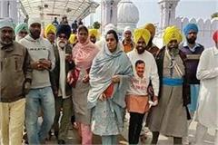mla baljinder kaur bowed out in shri damdama sahib