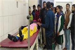 daughters not safe in yagiraj policemen kidnap girl in gang rape in gerakhpur