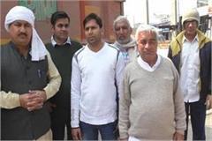 businessmen meet dsp to demand arrest