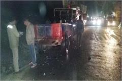 chuvadi road accident one death