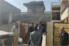 karnal retired female teacher dead body found