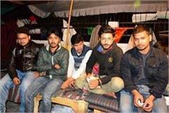 caa protest amu students start hunger strike put 5 demands