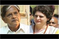 without gandhi party no exist priyanka president of congress anil shastri