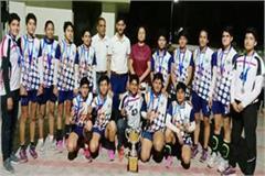 bilaspur handball competition himachal silver medal