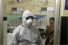 mock drill in capital bhopal regarding corona virus
