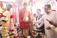 cm kamal nath worshiped shiva on mahashivratri festival