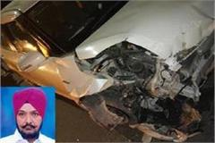 2 died in direct collision of two cars