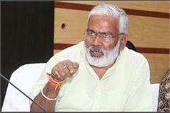 bjp state president blamed congress for defeat in delhi