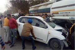2 dead 1 injured in tragic road accident