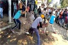 mob lynching 1 youth beat rumor child theft 1 dead 6 criti money tran case